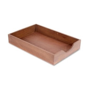 Carver Hedburg Genuine Walnut Desk Tray
