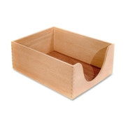 Carver Hedberg Letter Size Double Deep Desk Tray