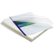 "Fellowes Bulk Laminating Pouch Packs, 9-1/2"" x 11"", Clear, 3mil 200/Pk"