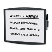 Fellowes Partition Additions Dry Erase Board