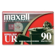 Maxell Type I Audio Cassette
