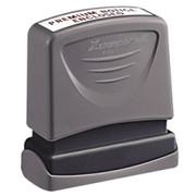 Xstamper VX Pre-Inked Stamp - 1