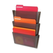 Deflect-o DocuPocket Letter Size Wall Pockets - 1