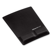 Fellowes Mouse Pad / Wrist Support with Microban Protection - 2