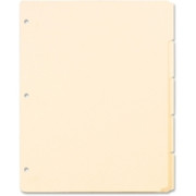 Oxford Ring Book Index Sheets