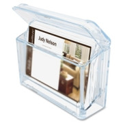 Deflect-o Grab-A-Card Outdoor Business Card Holder