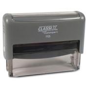 Xstamper ClassiX Self-Inking Stamp - 1