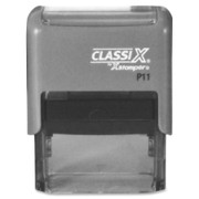Xstamper ClassiX Self-Inking Stamp - 2