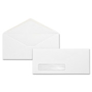 Business Source No. 10 Window Business Envelope