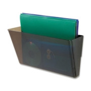 Deflect-o Stackable Legal Wall Pocket - 1