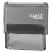 Xstamper ClassiX Self-Inked Stamp - 9