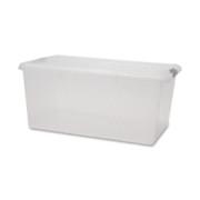 Iris Storage Box with Lid - 1