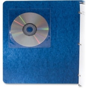 Fellowes Adhesive CD Holders - 5 pack