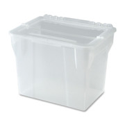 Iris FB-11 Split Lid File Box