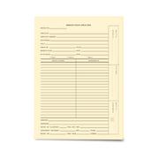 LegalSupply Tri-Fold U.S. Patent Application Folder - Manila