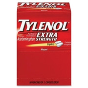 Johnson&Johnson Extra Strength Tylenol Caplets