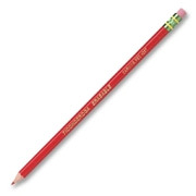 Ticonderoga Eraser Tipped Checking Pencils
