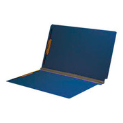 End Tab Pressboard Folder - Cobalt Blue - 1