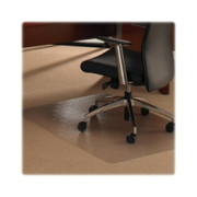 Cleartex Rectangular Chair Mat - 2