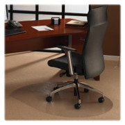 Cleartex Contoured Chair Mat