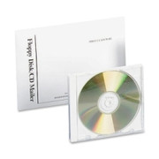 Quality Park Foam Lined Disk/CD Mailers - 1