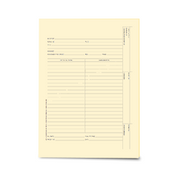Redweld Tri-Fold U.S. Patent Application Folder