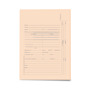 Redweld Bi-Fold U.S. Trademark Application Folder - 1