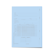 Redweld Bi-Fold Foreign Patent Application Folder