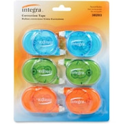 Integra Transparent Case Correction Tape Pack - 1