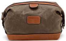 Korchmar Canvas Toiletry Kit