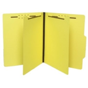 SJ Paper Top Tab Economy Classification Folder - 3