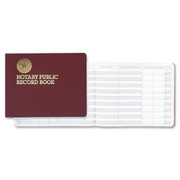 Dome Publishing Notary Public Book