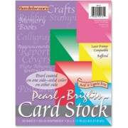Pacon Reminiscence Card Stock - 1
