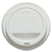 Solo Traveler Hot Cup Dome Drink Lid