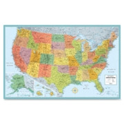 Rand McNally USA Wall Map