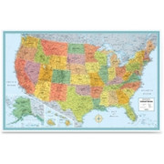 Rand McNally USA Wall Map - 1