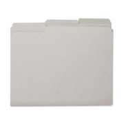 Smead 10251 Gray Interior File Folders