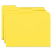 Smead 10271 Yellow Interior File Folders