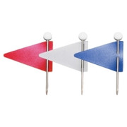 Gem Office Products Triangular Map Flag
