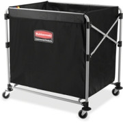Rubbermaid 8-Bushel Collapsible X-Cart