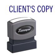 Xstamper Pre-Inked Stamp - 71