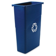 Rubbermaid Slim Jim Recycling Container