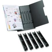 Tarifold Catalog Rack Starter Kit - 6 Sections