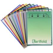 Tarifold Pivoting Pocket Packs