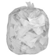 Genuine Joe Clear Trash Can Liners - 2