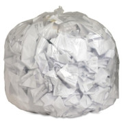 Genuine Joe Clear Trash Can Liners - 6