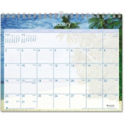 At-A-Glance Tropical Escape Wall Calendar