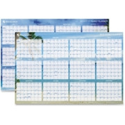 At-A-Glance Tropical Erasable Wall Planner