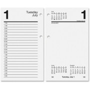At-A-Glance Daily Desk Calendar Refill