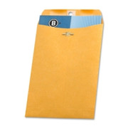 Business Source Heavy-Duty Clasp Envelope - 1